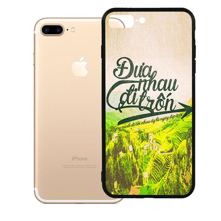 Ốp lưng viền TPU cao cấp dành cho iPhone 7 Plus - Đưa Nhau Đi Trốn - 1014286 , 4515962724209 , 62_15033204 , 200000 , Op-lung-vien-TPU-cao-cap-danh-cho-iPhone-7-Plus-Dua-Nhau-Di-Tron-62_15033204 , tiki.vn , Ốp lưng viền TPU cao cấp dành cho iPhone 7 Plus - Đưa Nhau Đi Trốn