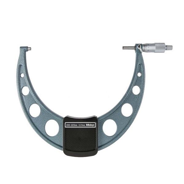 Panme đo ngoài cơ khí MITUTOYO 103-145-10 200-225mm x 0.01mm