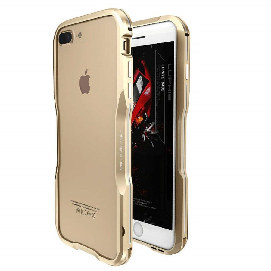 Viền nhôm bumper LUPHIE siêu nhẹ phối màu cho iPhone 7 Plus / iPhone 8 Plus - 1334351 , 7860033671607 , 62_8048000 , 500000 , Vien-nhom-bumper-LUPHIE-sieu-nhe-phoi-mau-cho-iPhone-7-Plus--iPhone-8-Plus-62_8048000 , tiki.vn , Viền nhôm bumper LUPHIE siêu nhẹ phối màu cho iPhone 7 Plus / iPhone 8 Plus
