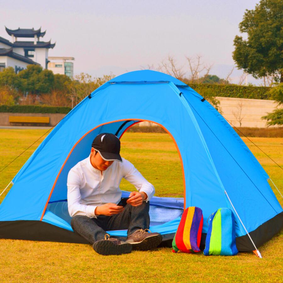 Lều Cắm Trại Golmud (200x150cm)