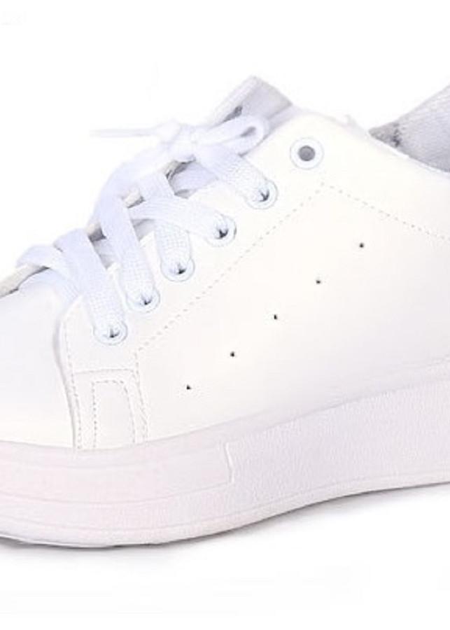 Giày Sneakers Thể Thao Nữ Màu Trắng Đế Cao - 2330941 , 9063482943112 , 62_15096747 , 900000 , Giay-Sneakers-The-Thao-Nu-Mau-Trang-De-Cao-62_15096747 , tiki.vn , Giày Sneakers Thể Thao Nữ Màu Trắng Đế Cao
