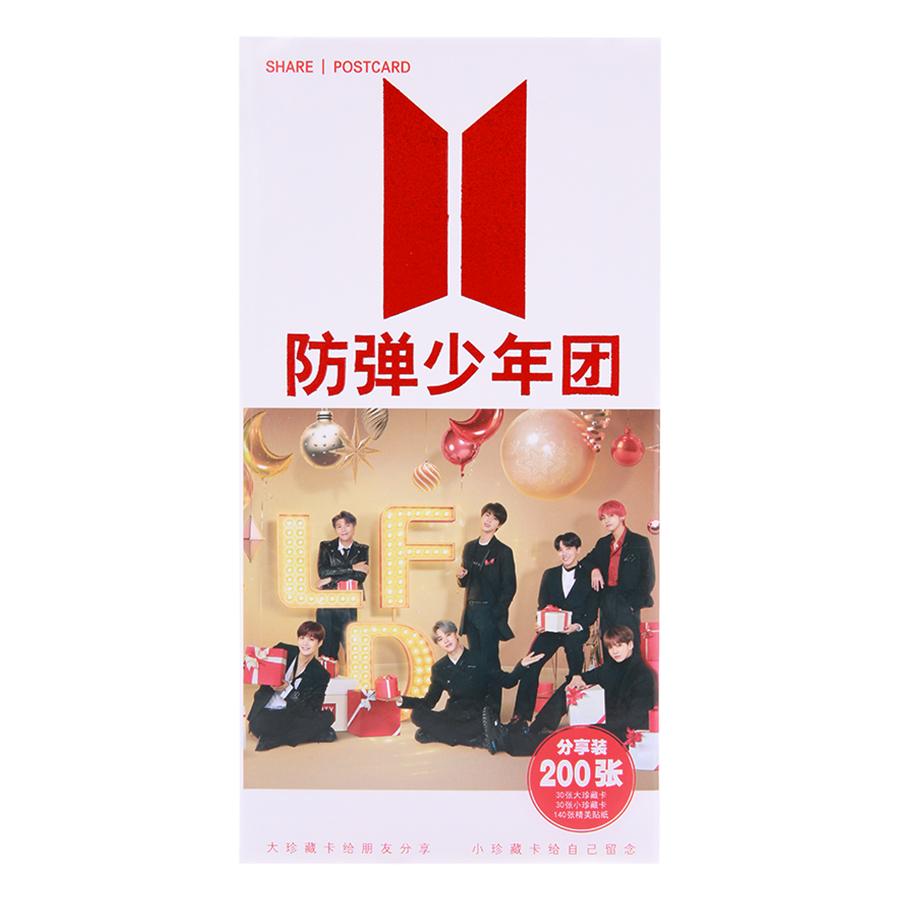 Bộ Postcard Ban Nhạc BTS - Lotte Duty Free - 1824799 , 8953458386795 , 62_14330457 , 63000 , Bo-Postcard-Ban-Nhac-BTS-Lotte-Duty-Free-62_14330457 , tiki.vn , Bộ Postcard Ban Nhạc BTS - Lotte Duty Free