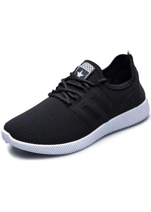 Giày Thể Thao Nữ Yamet GS0688BF (Black )