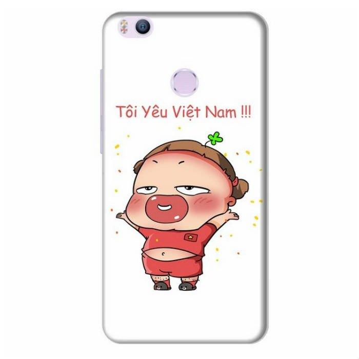 Ốp Lưng Dành Cho Xiaomi Mi 4S Quynh Aka 1