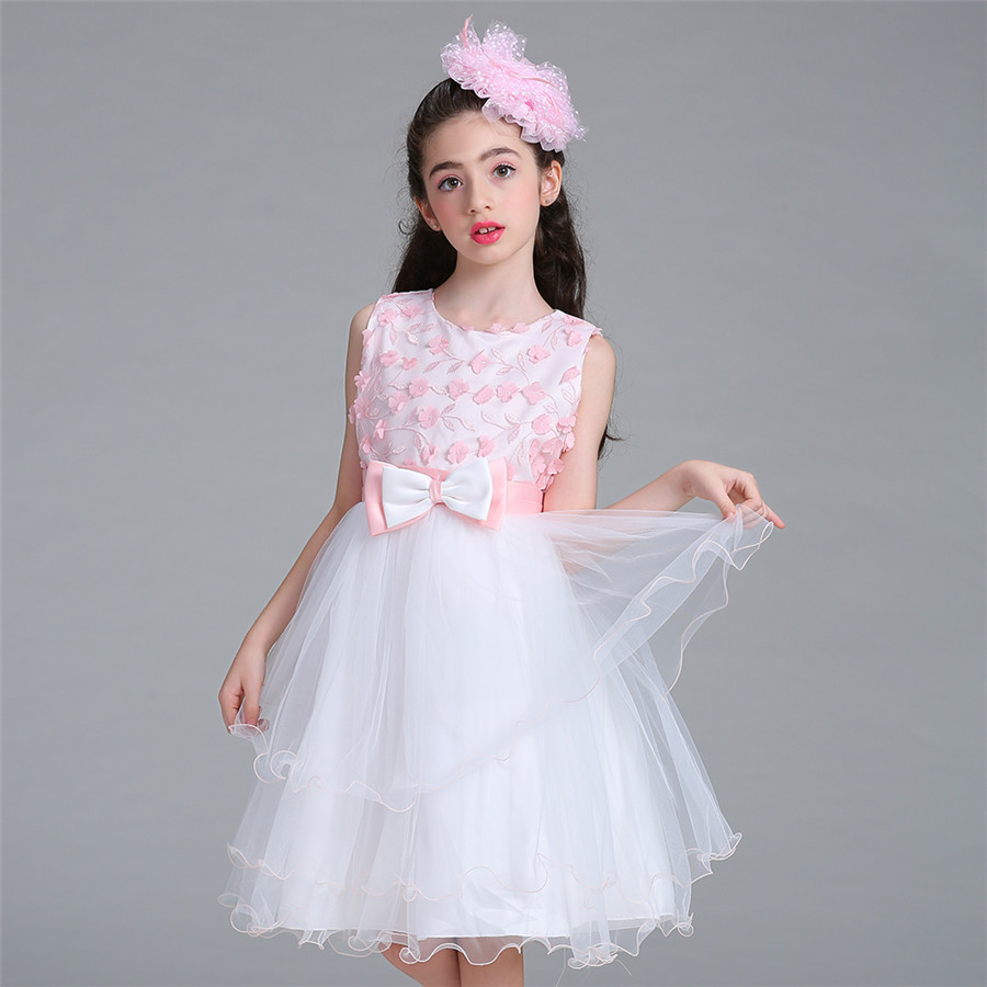 Sequined Flower Girl Dress Kids Pageant Party Wedding Ball Prom Princess Formal Occassion Flower Lace Girls Dress MQ-056 - 18857147 , 9517122489022 , 62_27101087 , 959000 , Sequined-Flower-Girl-Dress-Kids-Pageant-Party-Wedding-Ball-Prom-Princess-Formal-Occassion-Flower-Lace-Girls-Dress-MQ-056-62_27101087 , tiki.vn , Sequined Flower Girl Dress Kids Pageant Party Wedding B