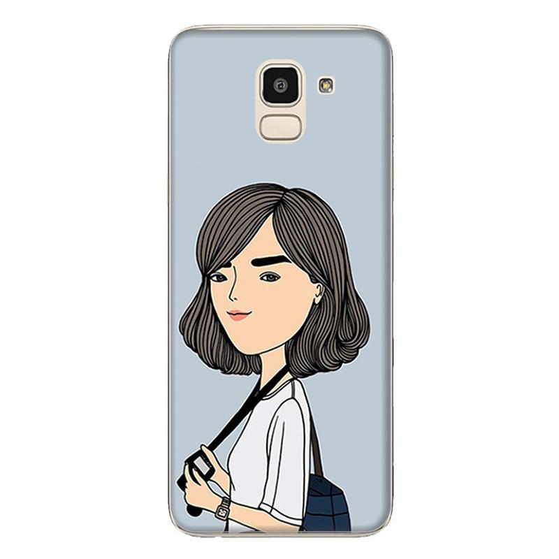 Ốp Lưng Dành Cho Samsung Galaxy J6 - Mẫu 94