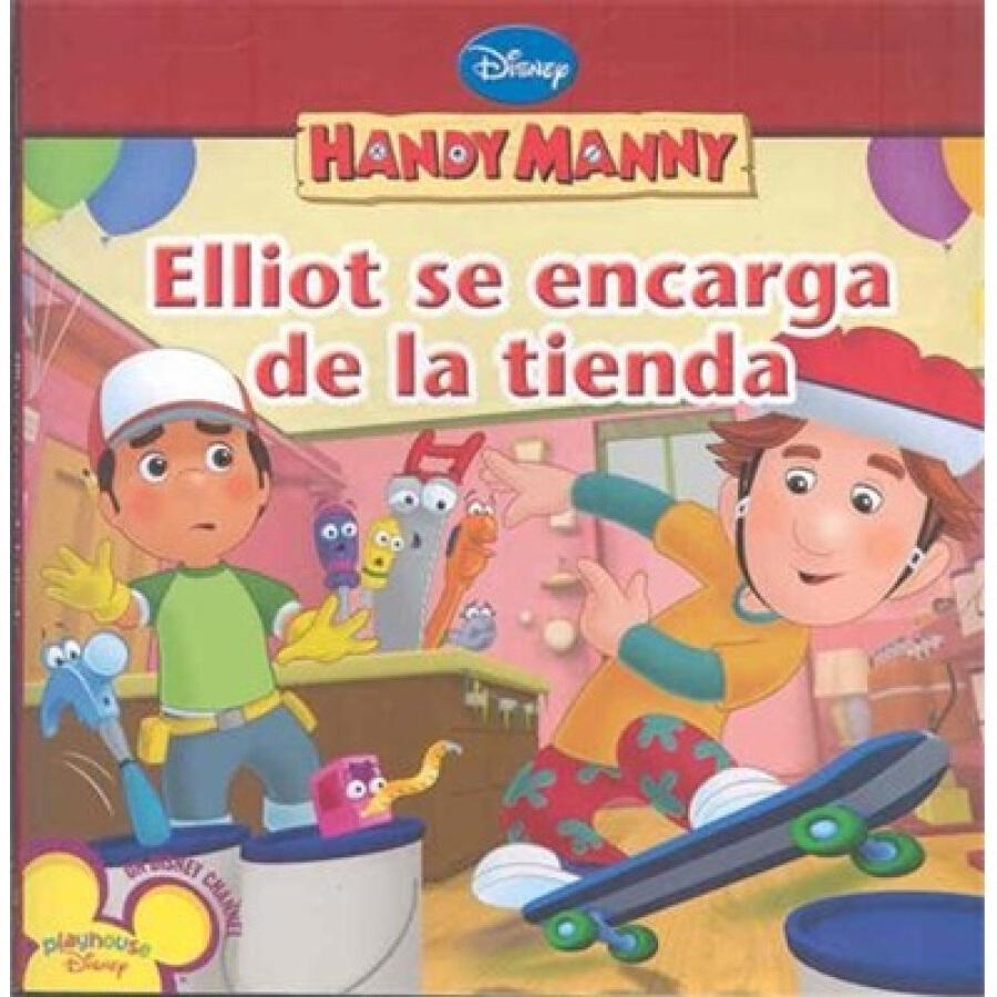 Elliot se encarga de la tienda