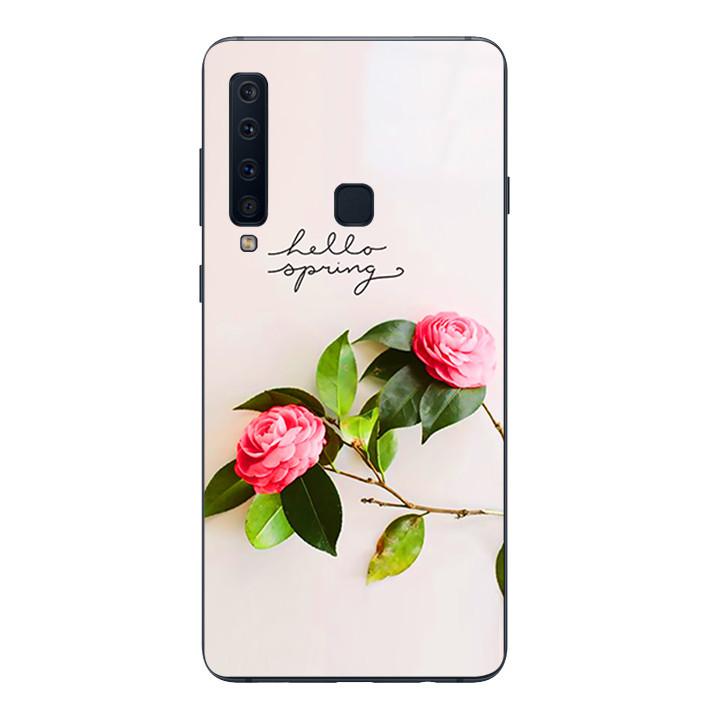 Ốp lưng Dẻo Cho Samsung Galaxy A9 2018 - Spring 01
