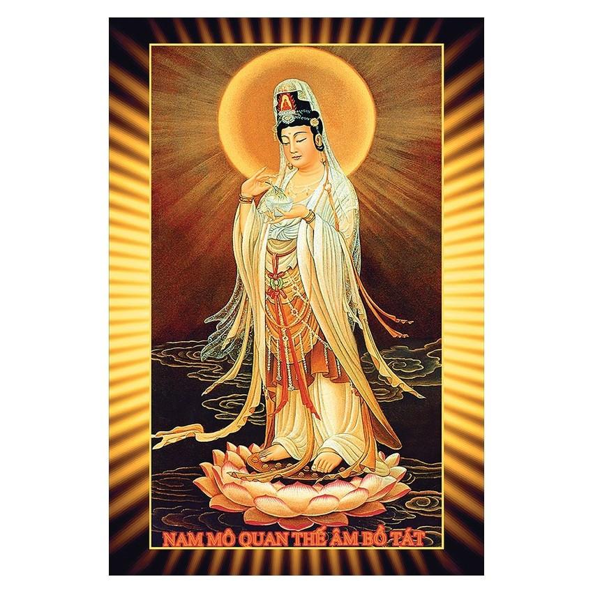 Tranh Phật Giáo Quan Thế Âm Bồ Tát 2318 - 6640889716391,62_6285933,229000,tiki.vn,Tranh-Phat-Giao-Quan-The-Am-Bo-Tat-2318-62_6285933,Tranh Phật Giáo Quan Thế Âm Bồ Tát 2318