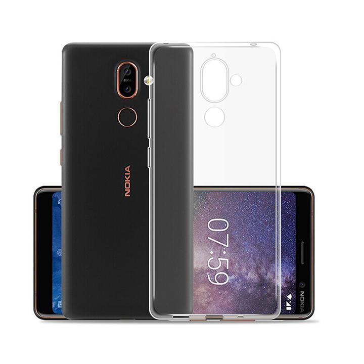 Ốp Lưng Trong Suốt Nokia 7 Plus - 9453297 , 4020790454988 , 62_15993577 , 120000 , Op-Lung-Trong-Suot-Nokia-7-Plus-62_15993577 , tiki.vn , Ốp Lưng Trong Suốt Nokia 7 Plus