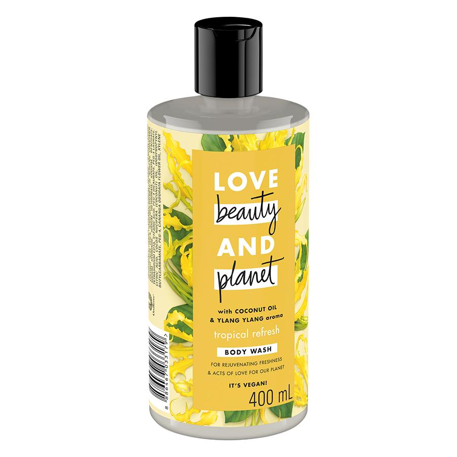 Sữa Tắm Phục Hồi Da Khô  Love Beauty And Planet Tropical Refresh 400ml - 1580794 , 1937933308196 , 62_10404768 , 150000 , Sua-Tam-Phuc-Hoi-Da-Kho-Love-Beauty-And-Planet-Tropical-Refresh-400ml-62_10404768 , tiki.vn , Sữa Tắm Phục Hồi Da Khô  Love Beauty And Planet Tropical Refresh 400ml