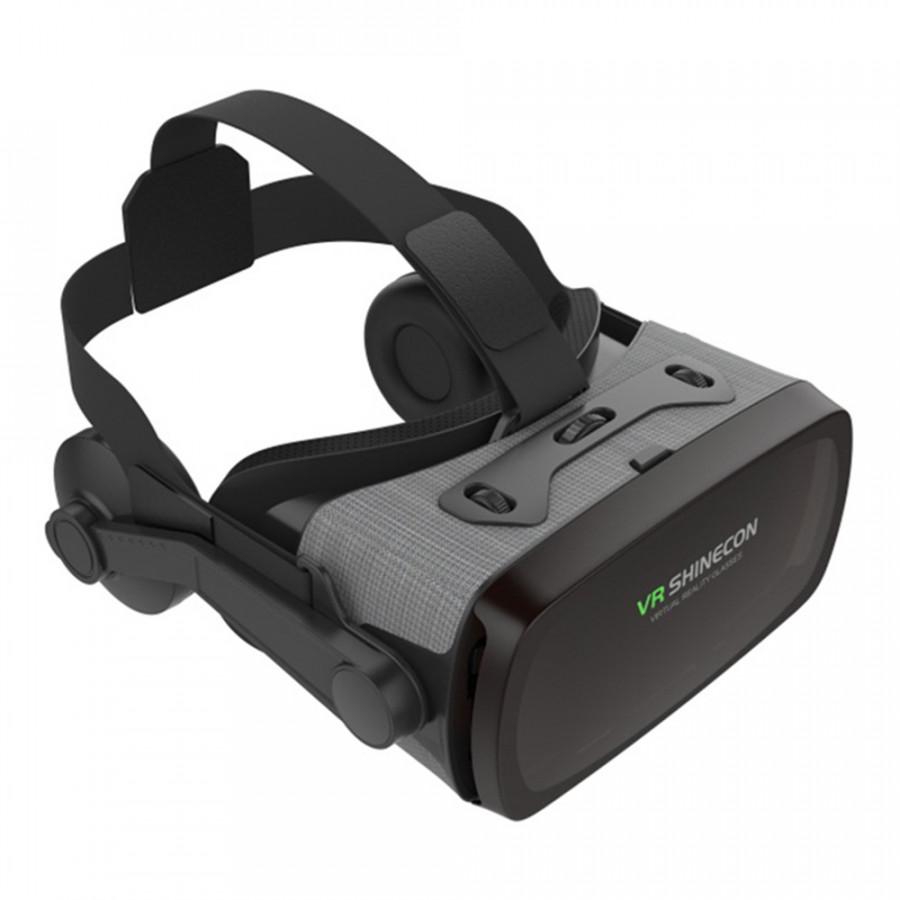 Combo Kính thực tế ảo VR Shinecon G07e - kèm headphone