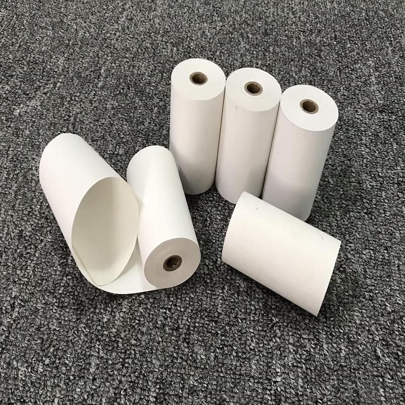 100 cuộn_Giấy in nhiệt K80, giấy in hóa đơn K80 (bill), giấy nhiệt K80 x45mm