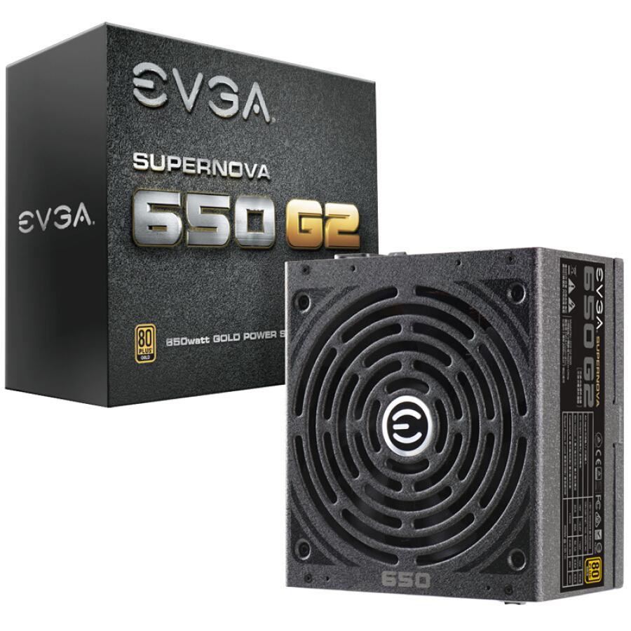 Nguồn Điện Máy Tính EVGA G2 (650W) - 1004433 , 8436123683905 , 62_5688867 , 3406000 , Nguon-Dien-May-Tinh-EVGA-G2-650W-62_5688867 , tiki.vn , Nguồn Điện Máy Tính EVGA G2 (650W)