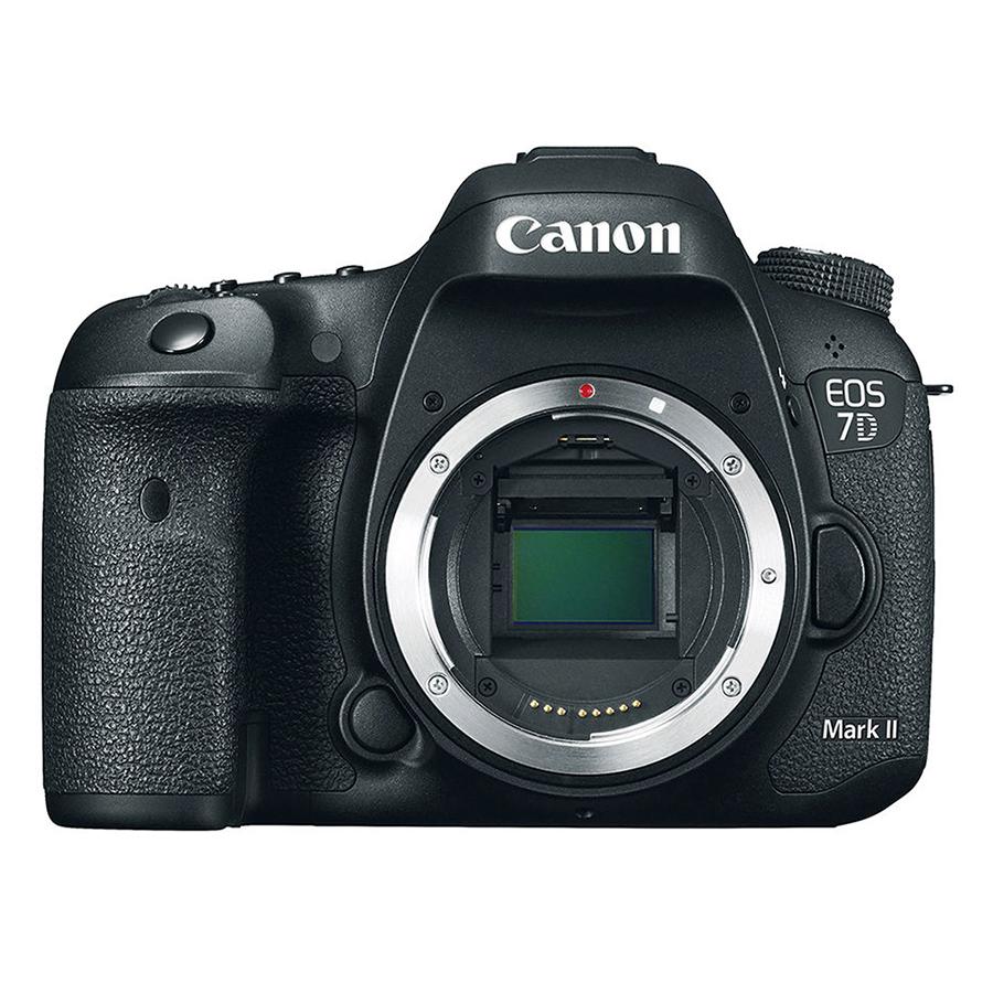 Máy Ảnh Canon 7D Mark II body (Hàng nhập khẩu) - Tặng thẻ 16GB + tấm dán màn hình - 4489894 , 5304063771507 , 62_16854897 , 29490000 , May-Anh-Canon-7D-Mark-II-body-Hang-nhap-khau-Tang-the-16GB-tam-dan-man-hinh-62_16854897 , tiki.vn , Máy Ảnh Canon 7D Mark II body (Hàng nhập khẩu) - Tặng thẻ 16GB + tấm dán màn hình