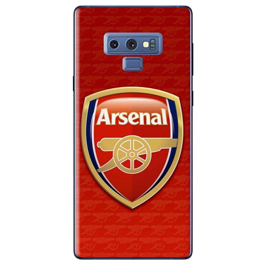 Ốp Lưng Dành Cho Samsung Galaxy Note 9 - ASE Đỏ 1