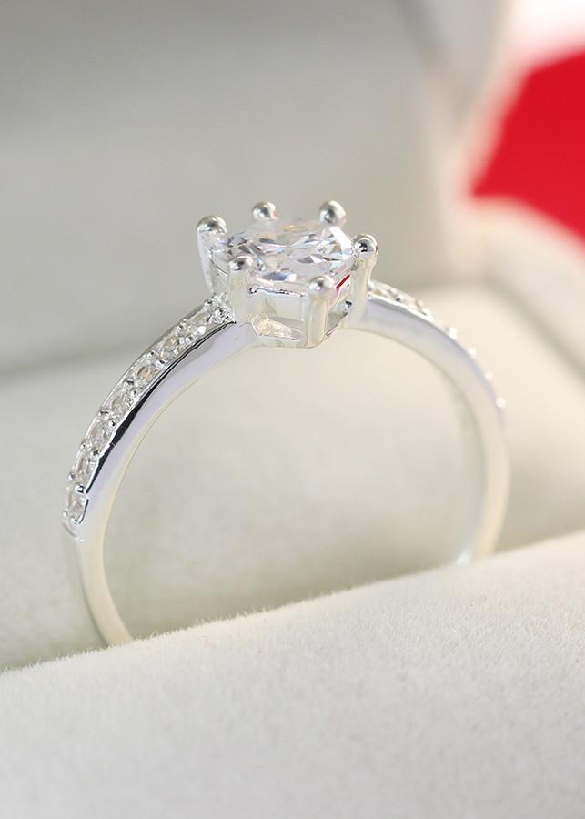 Nhẫn bạc nữ đẹp đính đá hình trái tim NN0219 - 1293883 , 8306076493589 , 62_10109494 , 380000 , Nhan-bac-nu-dep-dinh-da-hinh-trai-tim-NN0219-62_10109494 , tiki.vn , Nhẫn bạc nữ đẹp đính đá hình trái tim NN0219