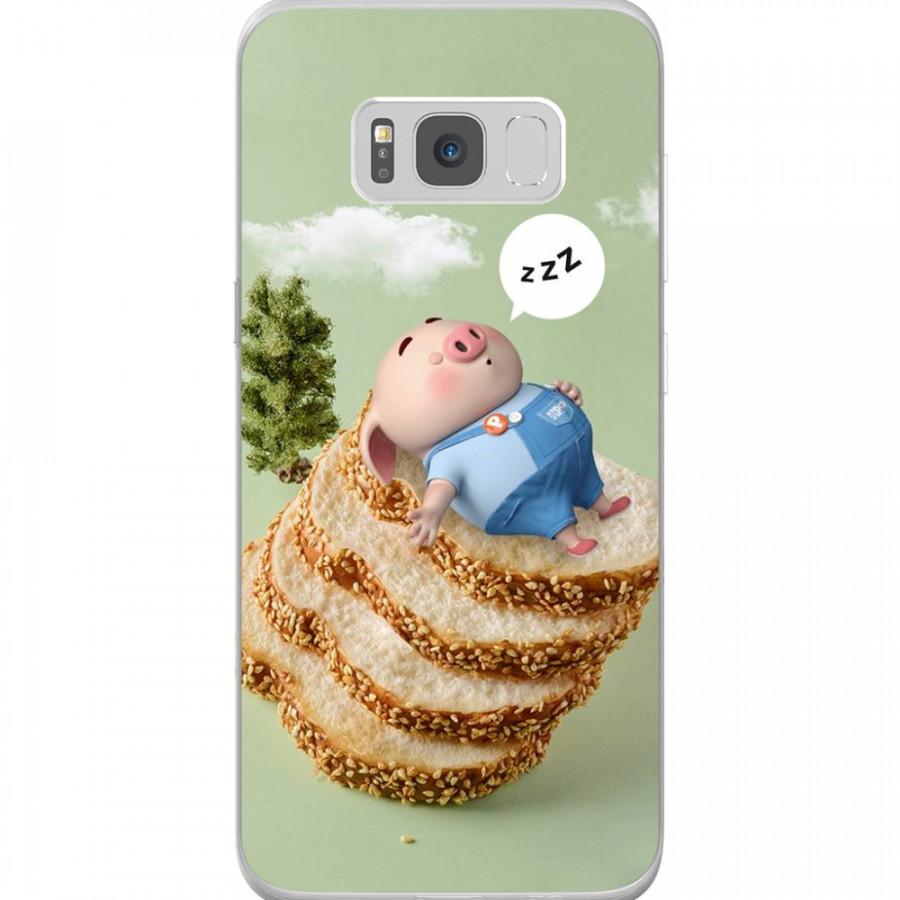 Ốp Lưng Cho Điện Thoại Samsung Galaxy S8 Plus - Mẫu aheocon 140