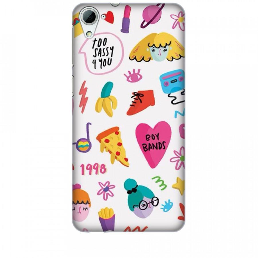 Ốp lưng dành cho điện thoại HTC 826 Boy Bands