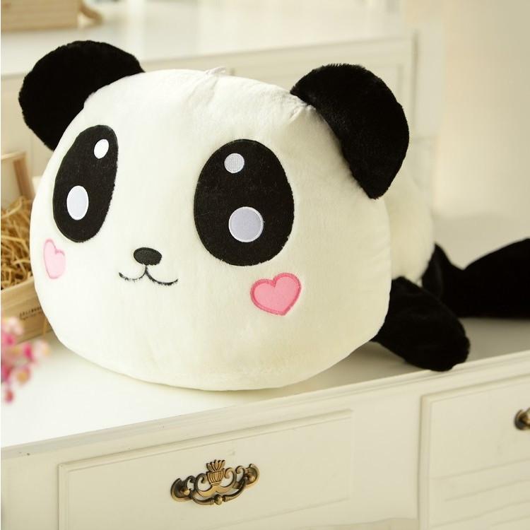 Gấu trúc nhồi bông Panda - 2368297 , 4143154456159 , 62_15507645 , 156000 , Gau-truc-nhoi-bong-Panda-62_15507645 , tiki.vn , Gấu trúc nhồi bông Panda