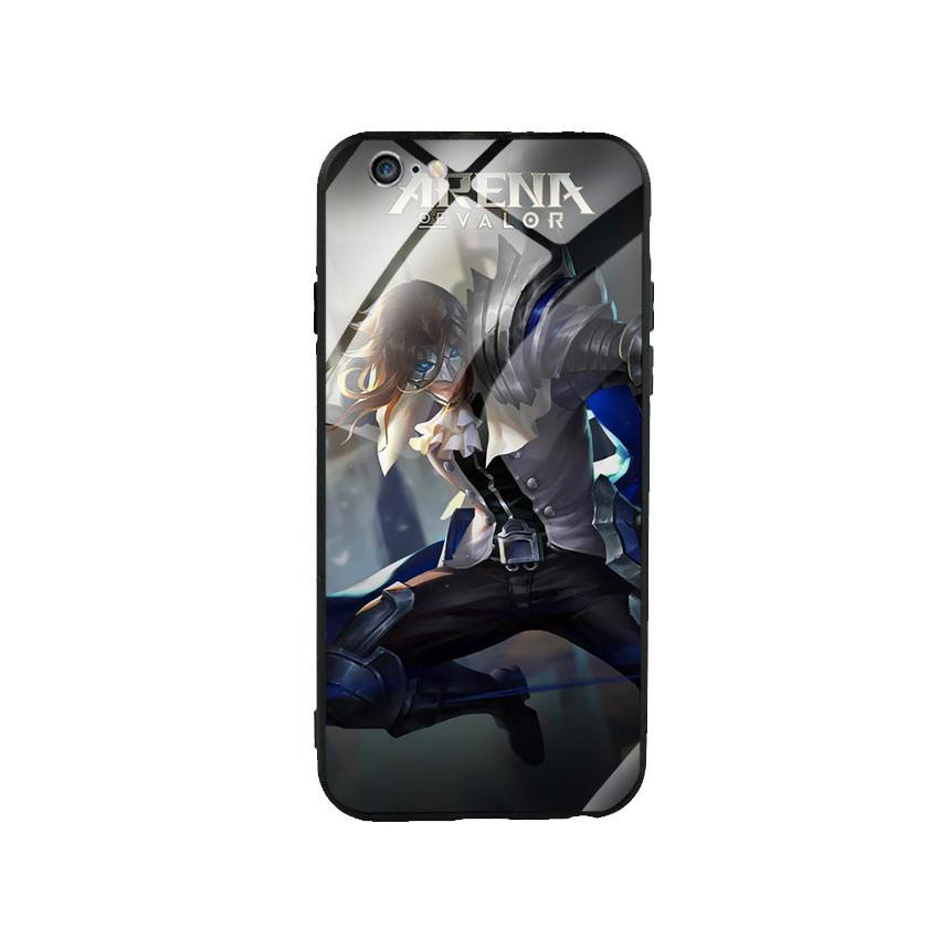 Ốp lưng kính cường lực cho điện thoại Iphone 6 Plus / 6s Plus - Game 31