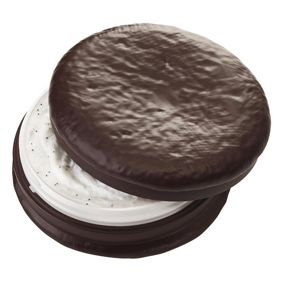 Kem Dưỡng Tay The Saem Chocopie Hand Cream Cookie  Cream (35ml)