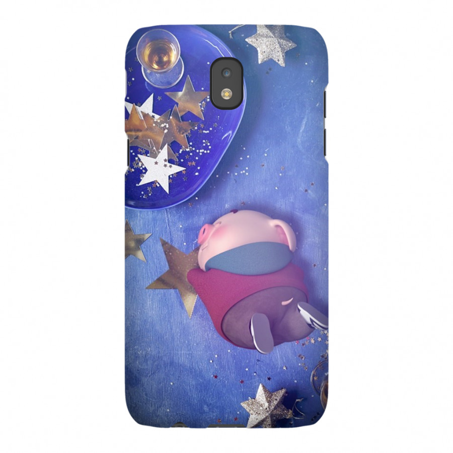 Ốp Lưng Cho Điện Thoại Samsung Galaxy J5 (2017) - Mẫu heocon 44