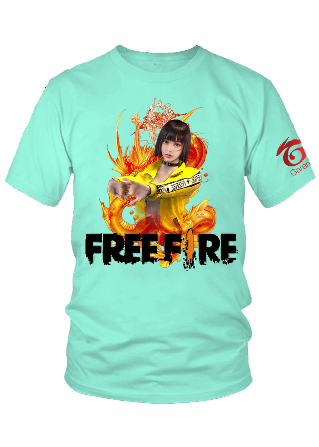 Áo thun nam game Free Fire Kelly M6 - 2369760 , 6783648844765 , 62_15517645 , 179000 , Ao-thun-nam-game-Free-Fire-Kelly-M6-62_15517645 , tiki.vn , Áo thun nam game Free Fire Kelly M6