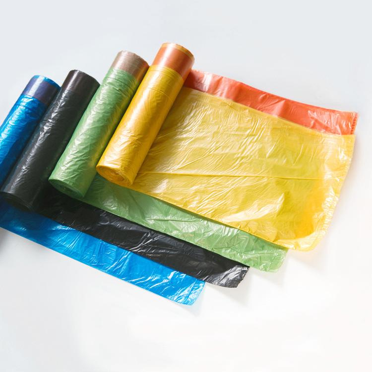 Túi đựng rác có chỗ luồng dây