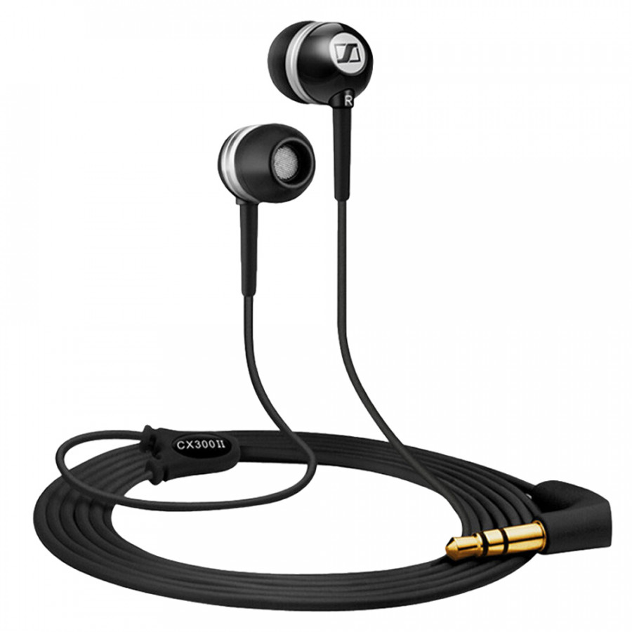 Sennheiser Cx300Ii In-Ear Music Headphones 3.5mm Wired Stereo Headset Enhanced Bass Earbuds Smart Phone Earphone - 7588903 , 7182833211631 , 62_16918632 , 653000 , Sennheiser-Cx300Ii-In-Ear-Music-Headphones-3.5mm-Wired-Stereo-Headset-Enhanced-Bass-Earbuds-Smart-Phone-Earphone-62_16918632 , tiki.vn , Sennheiser Cx300Ii In-Ear Music Headphones 3.5mm Wired Stereo He