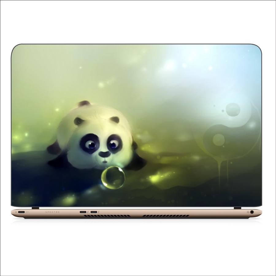Miếng Dán Skin In Decal Dành Cho Laptop - Kungfu Panda 1 - Mã 061118
