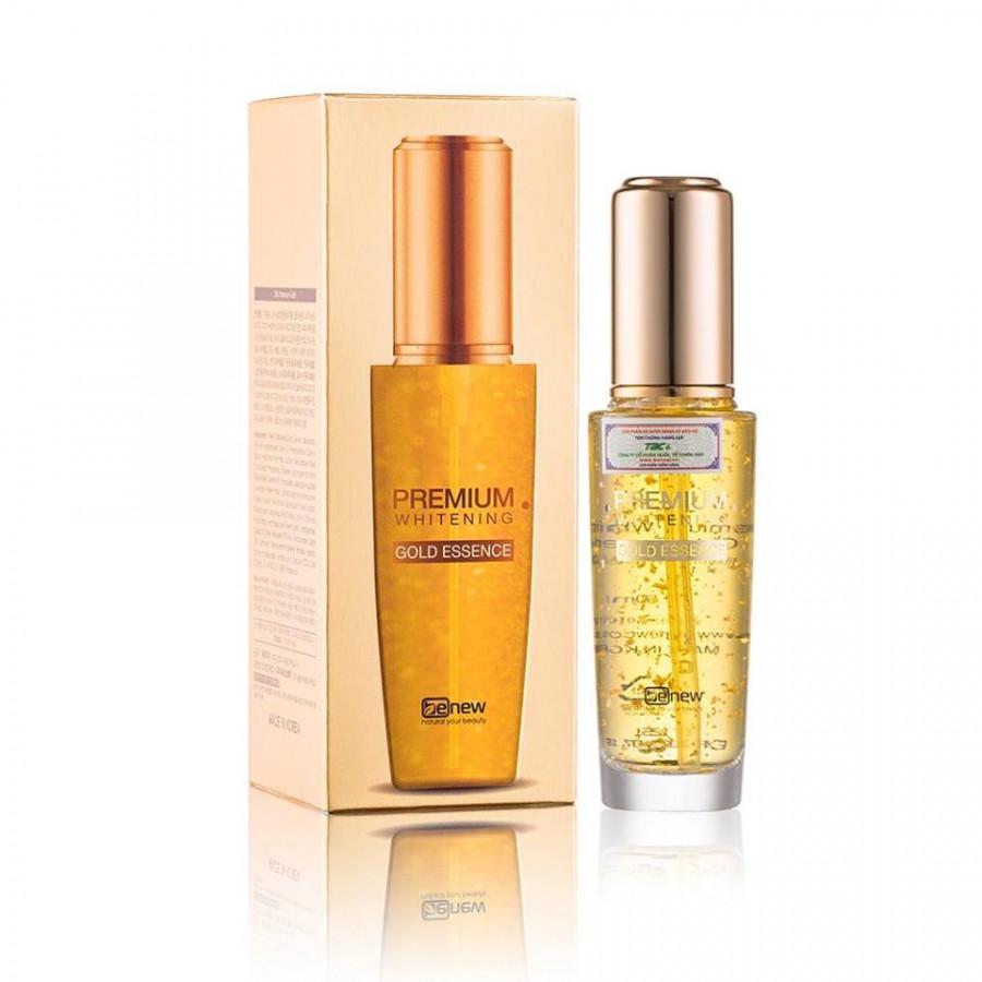 Serum vàng cao cấp 24k - Benew Premium Whitening Gold Essence 50ml