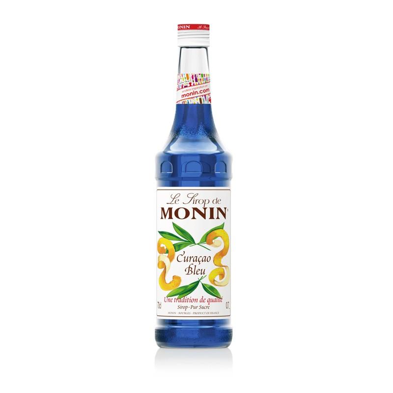 Syrup Monin Blue Curacao (Vỏ Cam) 700ml