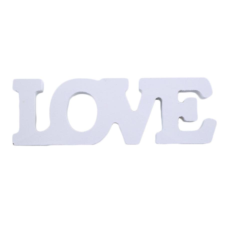 """Chữ Gỗ Trang Trí """"LOVE"""""""
