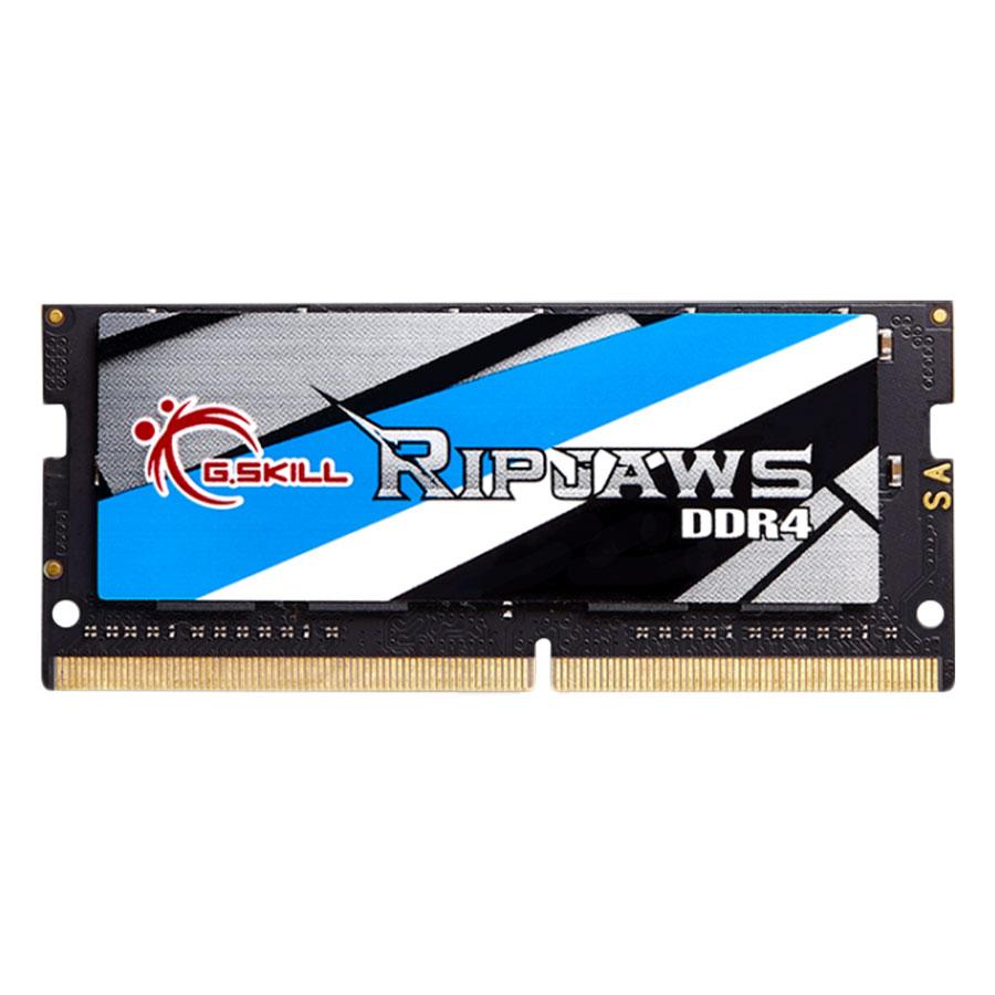 RAM Laptop G.Skill F4-2133C15S-8GRS Ripjaws 8GB DDR4 2133MHz SODIMM - Hàng Chính Hãng