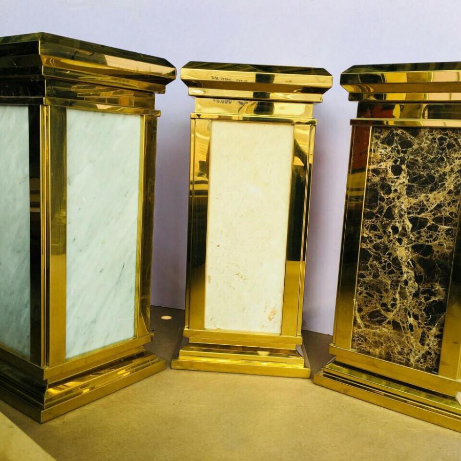 Thùng rác đá hoa cương cao cấp (inox 304 mạ màu vàng) - 2362715 , 6325295316341 , 62_15428721 , 1350000 , Thung-rac-da-hoa-cuong-cao-cap-inox-304-ma-mau-vang-62_15428721 , tiki.vn , Thùng rác đá hoa cương cao cấp (inox 304 mạ màu vàng)