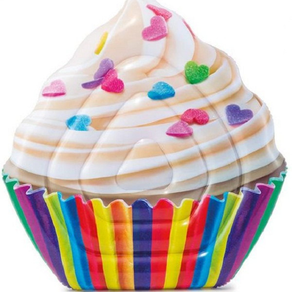 Phao bơi bánh cupcake INTEX 58770