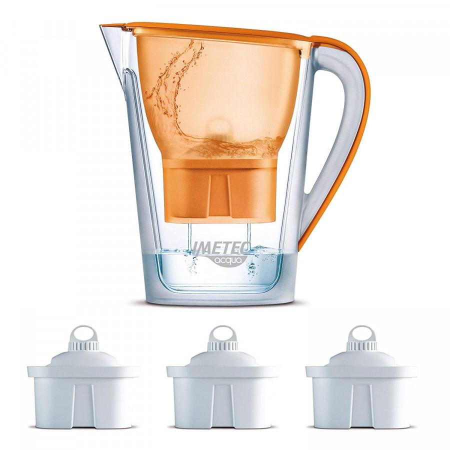 Bình lọc nước Imetec 2.3L kèm lõi lọc