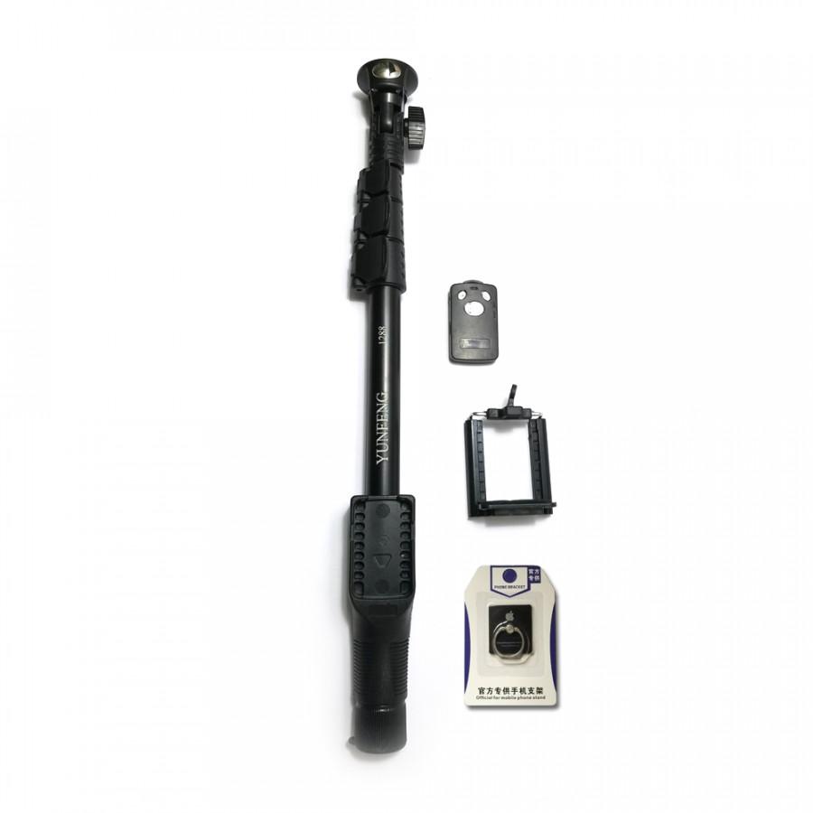 Gậy chụp hình Yunteng 1288 Bluetooth - tặng giá đỡ điện thoại thông minh Iring - 1452084 , 4859206404411 , 62_11468095 , 254000 , Gay-chup-hinh-Yunteng-1288-Bluetooth-tang-gia-do-dien-thoai-thong-minh-Iring-62_11468095 , tiki.vn , Gậy chụp hình Yunteng 1288 Bluetooth - tặng giá đỡ điện thoại thông minh Iring