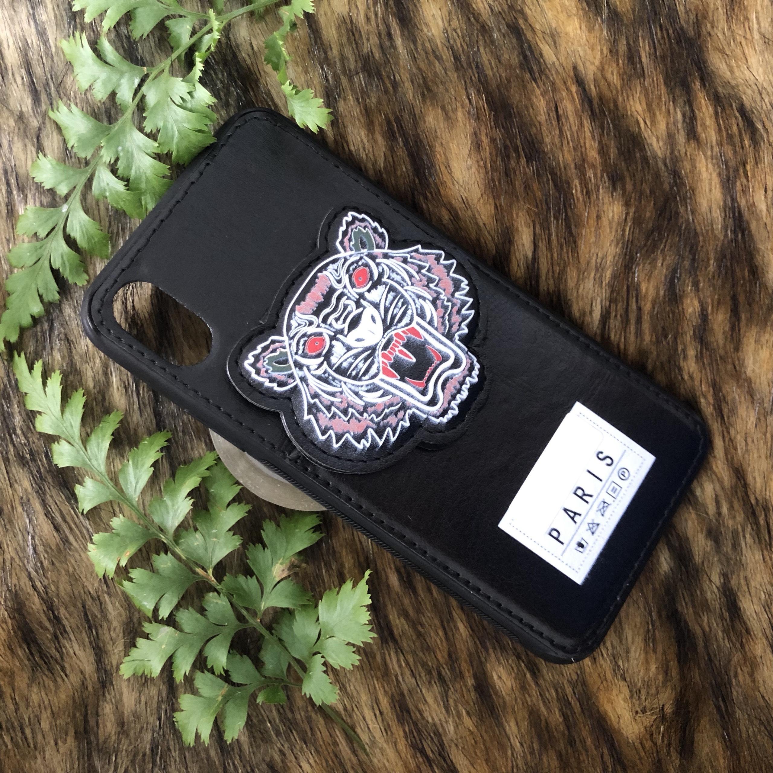 Ốp Da Hình Nổi Dành Cho Iphone - Mẫu 4