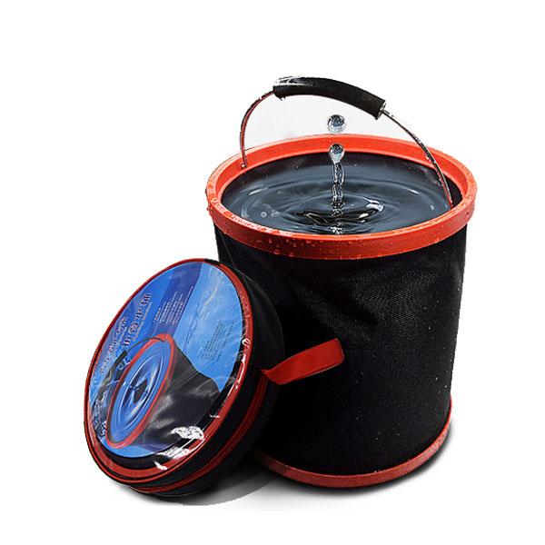 Thùng vải nhựa đựng chứa nước gấp xếp gọn gàng 12L - 1543605 , 8385586318391 , 62_9986005 , 209000 , Thung-vai-nhua-dung-chua-nuoc-gap-xep-gon-gang-12L-62_9986005 , tiki.vn , Thùng vải nhựa đựng chứa nước gấp xếp gọn gàng 12L