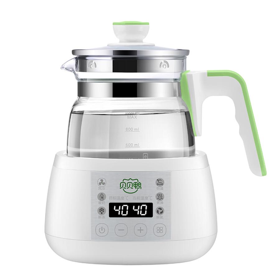 Beibei duck thermostat milk warmer intelligent warm milk warm milk multi-function baby brewing milk powder thermostat glass kettle DS-AA06 - 1586835 , 4591163709559 , 62_9025731 , 994000 , Beibei-duck-thermostat-milk-warmer-intelligent-warm-milk-warm-milk-multi-function-baby-brewing-milk-powder-thermostat-glass-kettle-DS-AA06-62_9025731 , tiki.vn , Beibei duck thermostat milk warmer intel