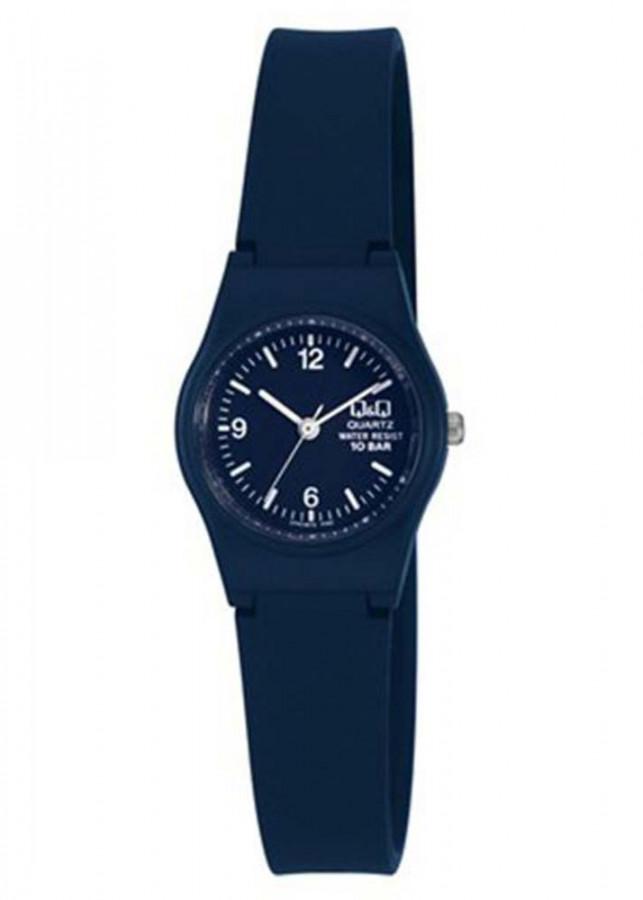 Đồng hồ nữ QQ Citizen VP47J015Y dây nhựa thương hiệu Nhật Bản