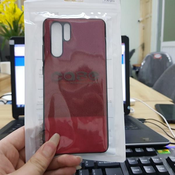 Ốp lưng Huawei P30 Pro vải 3 lớp - Đỏ - 803421 , 4277394676326 , 62_14072647 , 350000 , Op-lung-Huawei-P30-Pro-vai-3-lop-Do-62_14072647 , tiki.vn , Ốp lưng Huawei P30 Pro vải 3 lớp - Đỏ