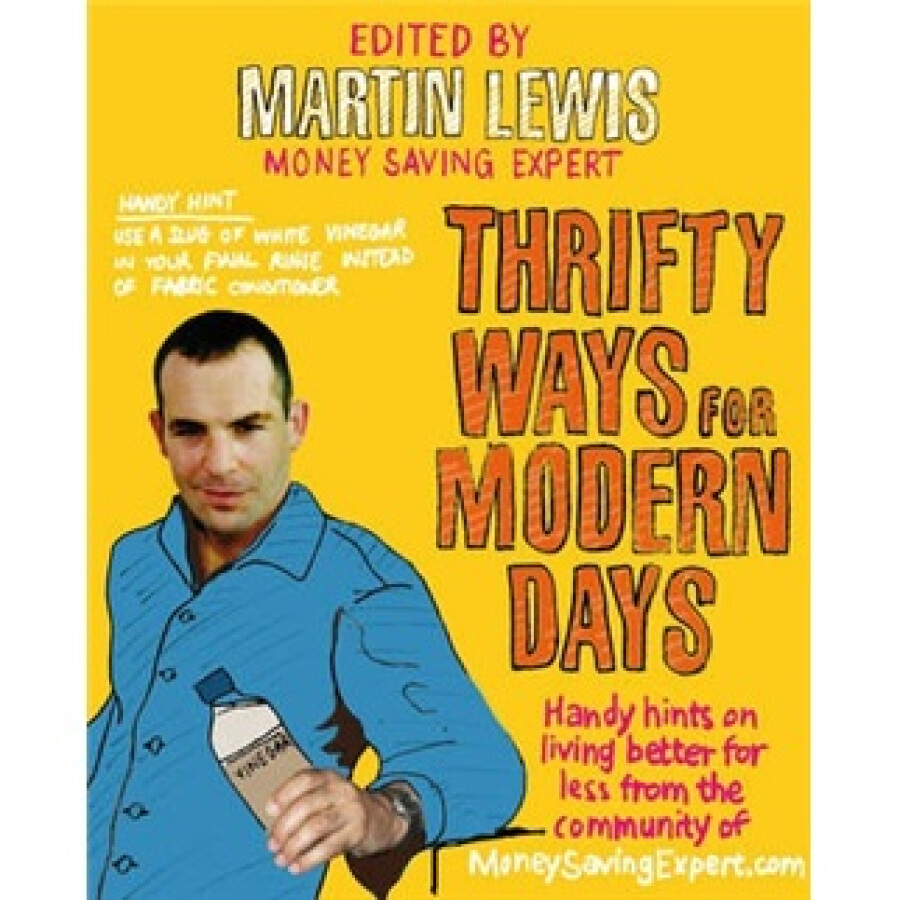 Thrifty Ways for Modern Days - 1243166 , 3968511826854 , 62_5291083 , 1381000 , Thrifty-Ways-for-Modern-Days-62_5291083 , tiki.vn , Thrifty Ways for Modern Days