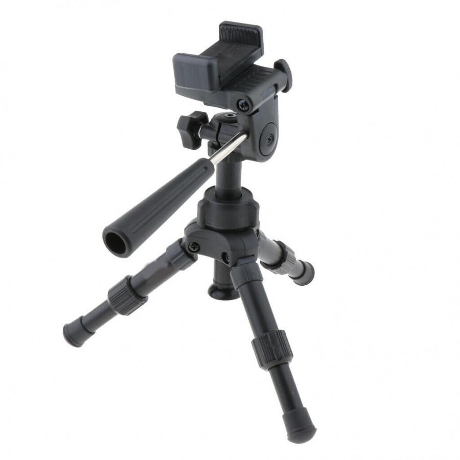 Chân máy ảnh tripod du lịch siêu gọn nhẹ + Kẹp điện thoại 2 đầu ốc - Hàng chính hãng - 813919 , 1185946815334 , 62_14941924 , 480000 , Chan-may-anh-tripod-du-lich-sieu-gon-nhe-Kep-dien-thoai-2-dau-oc-Hang-chinh-hang-62_14941924 , tiki.vn , Chân máy ảnh tripod du lịch siêu gọn nhẹ + Kẹp điện thoại 2 đầu ốc - Hàng chính hãng