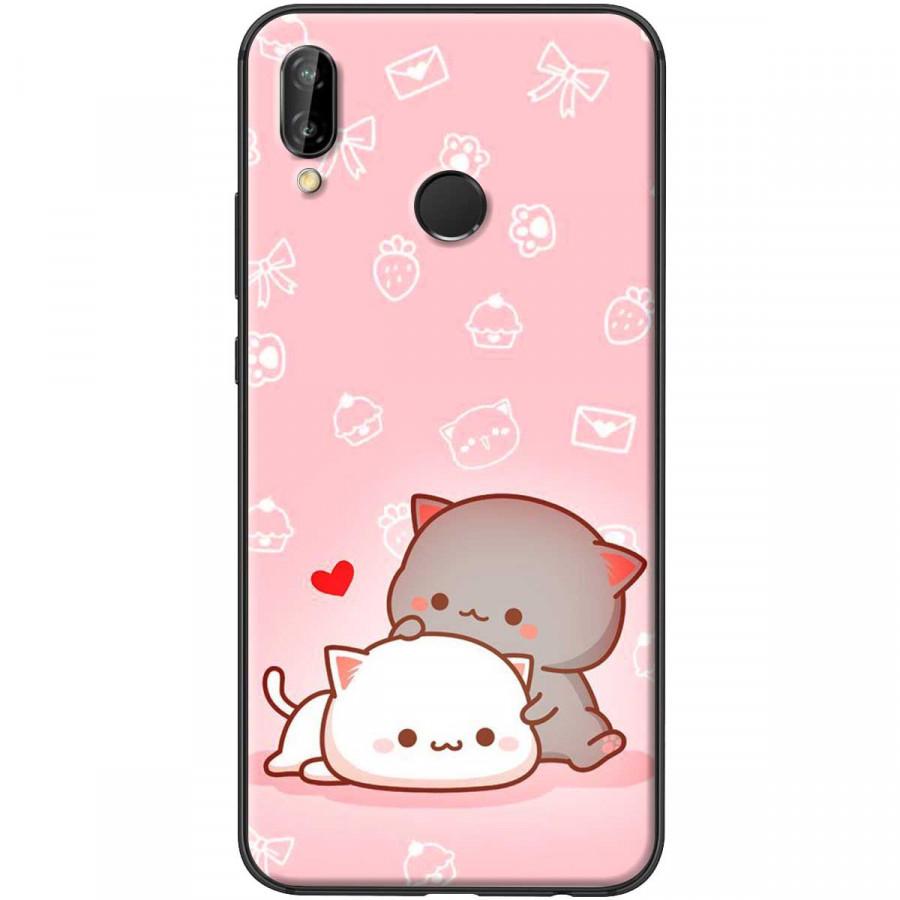 Ốp lưng dành cho điẹn thoại Huawei Nova 3I-Mẫu Mèo mập nền hồng - 1724066 , 3656474714171 , 62_15021757 , 150000 , Op-lung-danh-cho-dien-thoai-Huawei-Nova-3I-Mau-Meo-map-nen-hong-62_15021757 , tiki.vn , Ốp lưng dành cho điẹn thoại Huawei Nova 3I-Mẫu Mèo mập nền hồng