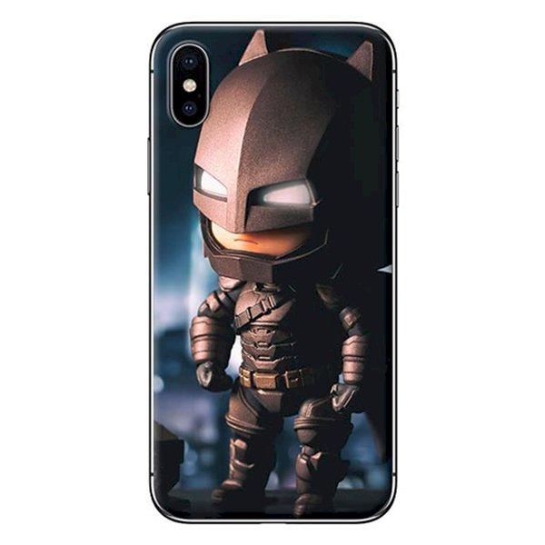 Ốp Lưng Dành Cho iPhone X - Mẫu  Batman