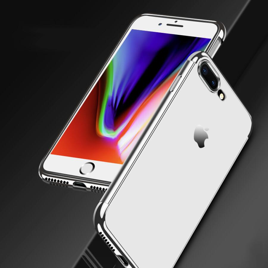 Ốp Silicon Chống Sốc Bảo Vệ Điện Thoại Cho iPhone 7P/8 Plus WALI (VALEA) - 5.5 Inch