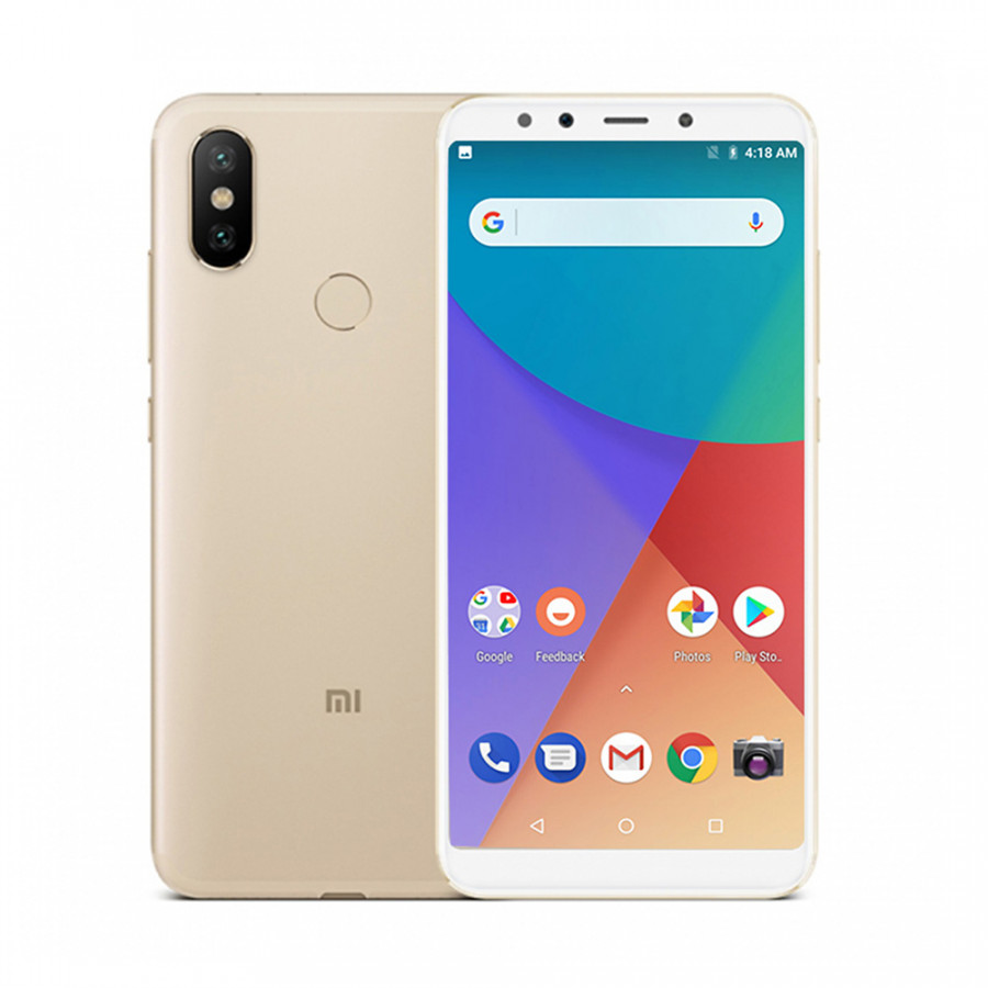Global Version Xiaomi A2 Mobile Phone 5.99inch FHD+ Display 4GB+32GB Snapdragon 660 Android One OS 20MP AI Cameras - 2353242 , 7614221340321 , 62_15351966 , 6879000 , Global-Version-Xiaomi-A2-Mobile-Phone-5.99inch-FHD-Display-4GB32GB-Snapdragon-660-Android-One-OS-20MP-AI-Cameras-62_15351966 , tiki.vn , Global Version Xiaomi A2 Mobile Phone 5.99inch FHD+ Display 4GB